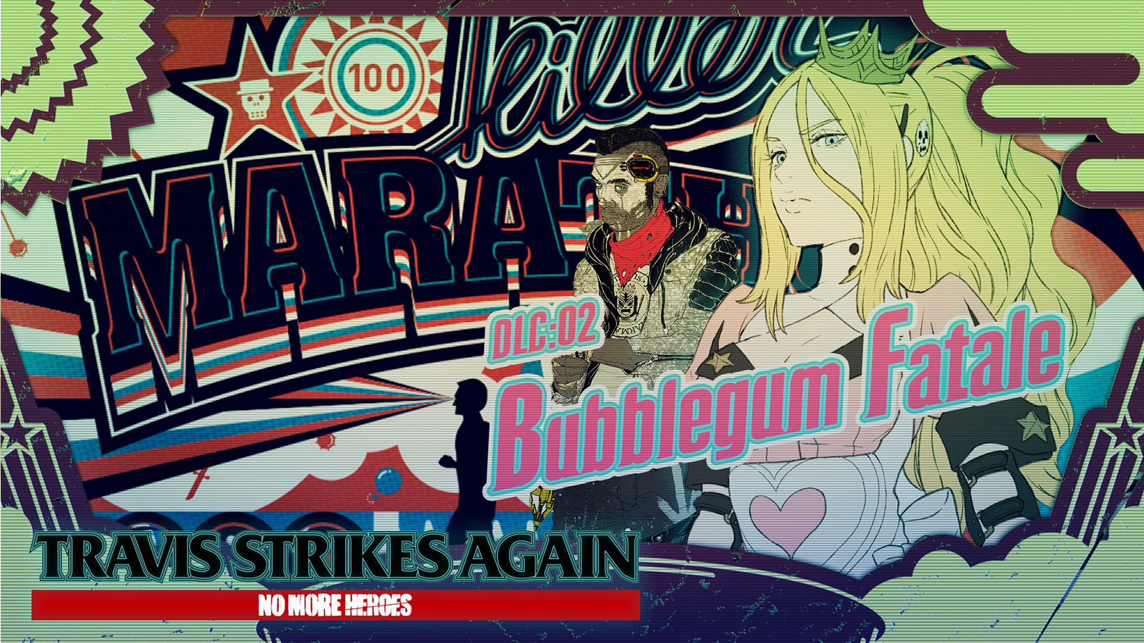 DLC | Travis Strikes Again: No More Heroes Official site
